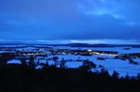 Kemijärvi at 9 am
