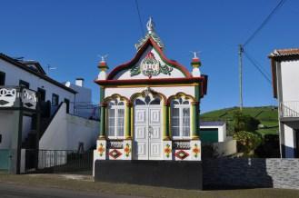 Imperio, Terceira, Azores