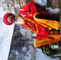 Varanasi Baba small