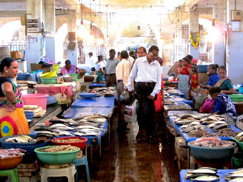 Margao Fish Market
