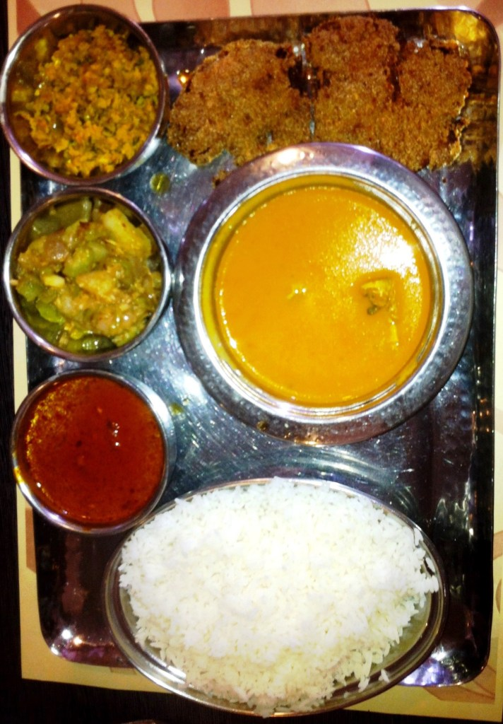 Fish Thali - Margao, Goa