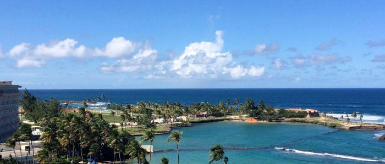 San Juan Puerto Rico-Caribe Hilton Hotel