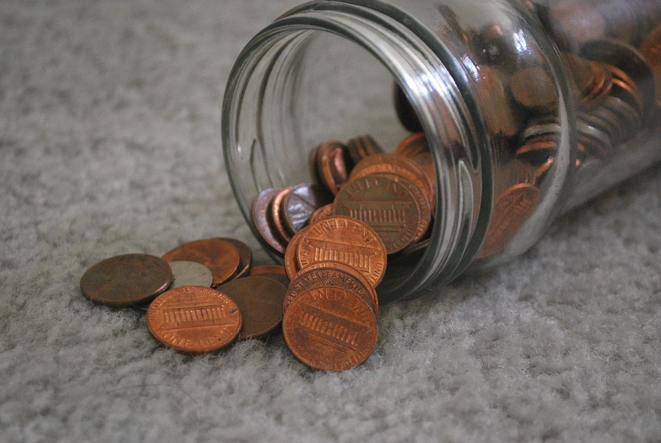 How to pay for travel? Even a few coins can get you started...