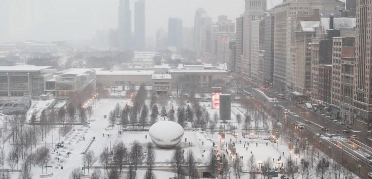 Millennium Park-Winter