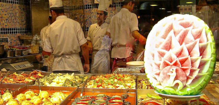 People of Istanbul-Chefs and Fast Food