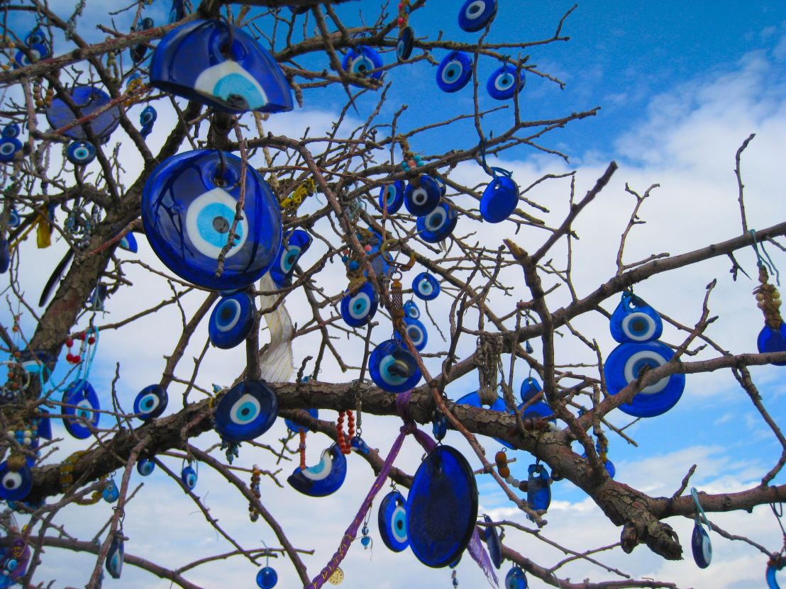 Turkey-Evil Eye Tree