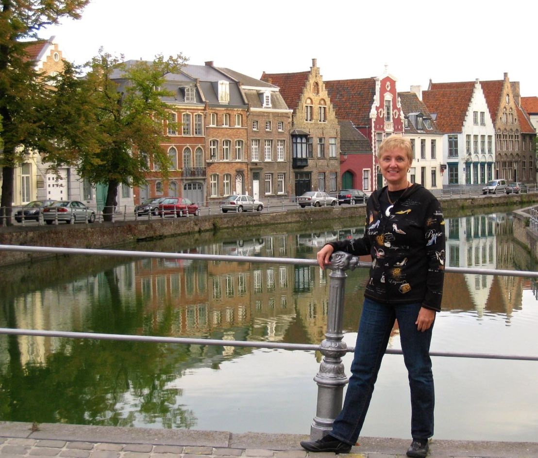 Frequent flyer programs-Suzanne in Amsterdam