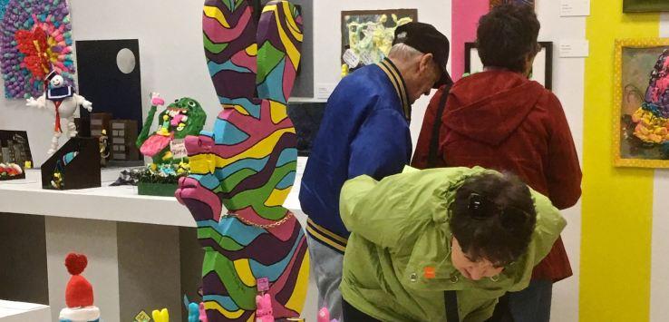 PEEPS: Racine Art Museum