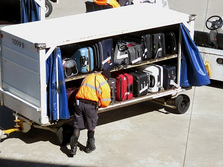 Solo Travel Safety: Check your bag or carry on? Both have advantages. (Photo Credit: WordPress)