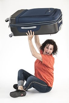 Solo Travel Safety-Packing light really can help you be safer. You can manage better by yourself. (Photo Credit: Pixabay)