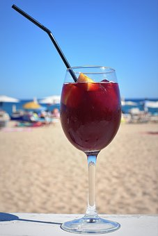 Sangria: From Spain to you...