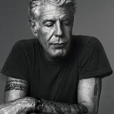 Anthony Bourdain: he inspired us to explore the world and experience its cuisine. (Photo: Twitter)