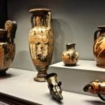 Grecian pottery