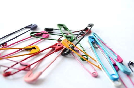 Things to pack for your cruise: safety pins! They have a hundred uses!