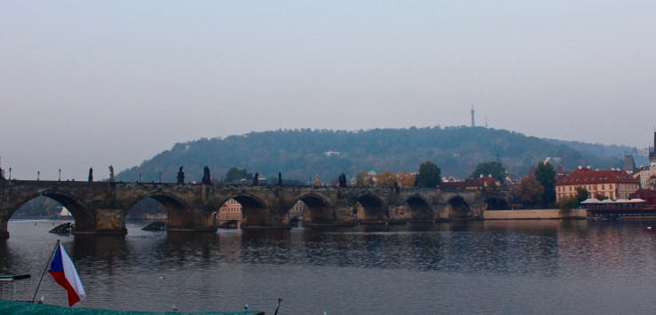 Charles Bridge is THE place to be in Prague!