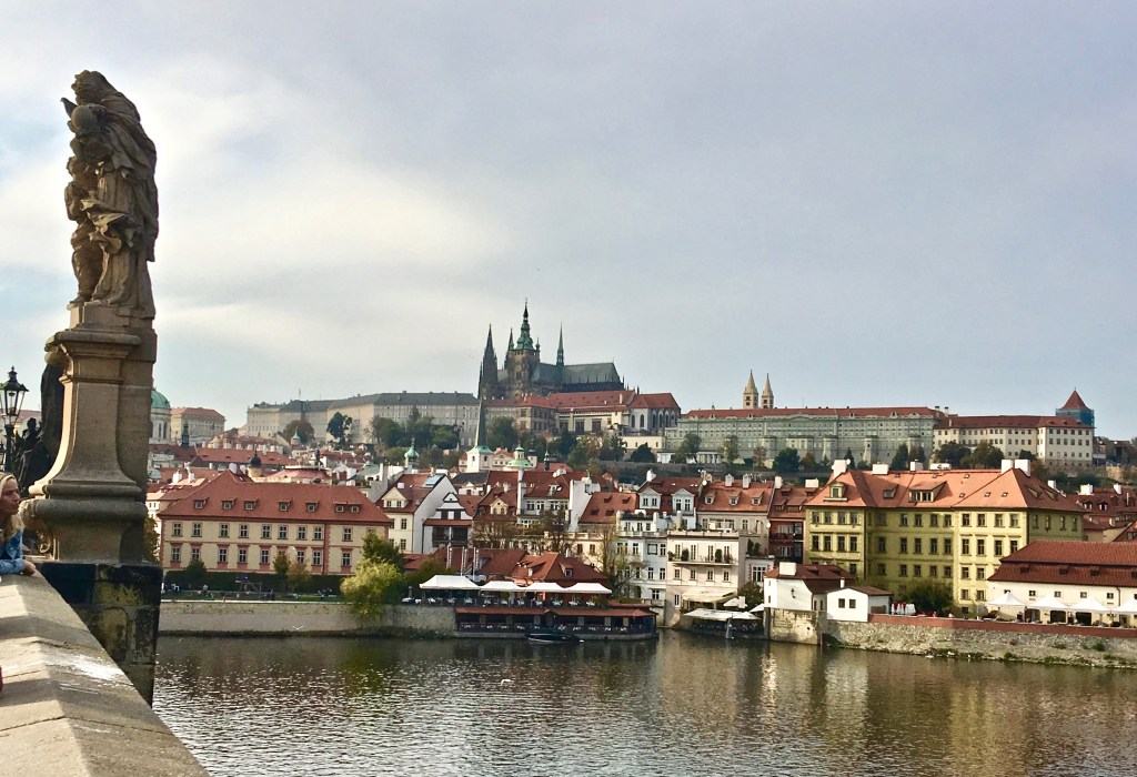Trip versus vacation: It depends on what you want or need. For me, Prague was a trip...what about you? (Photo by Suzanne Ball)