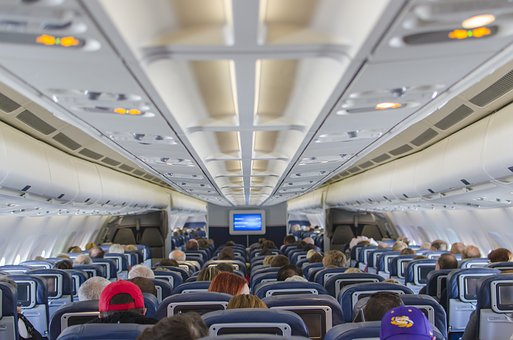 Flight health and safety begins before you board. Be prepared!