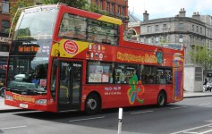 You can find a hop on-hop off bus in most cities around the world.