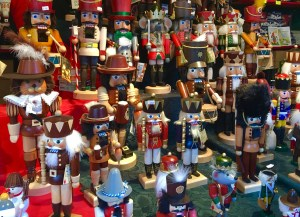 Who doesn't need a nutcracker? Your local Christkindlmarket has plenty!