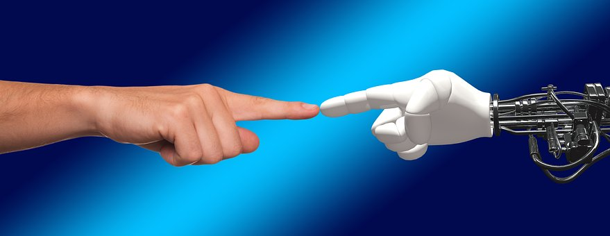 """Artificial Intelligence provides """"real"""" customer service. AI constantly learns with each interaction."""