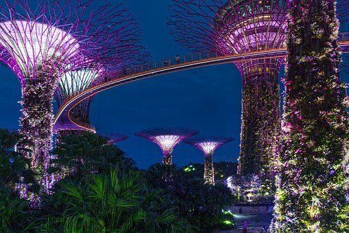 Where to go in 2019: Singapore is a trendy destination!