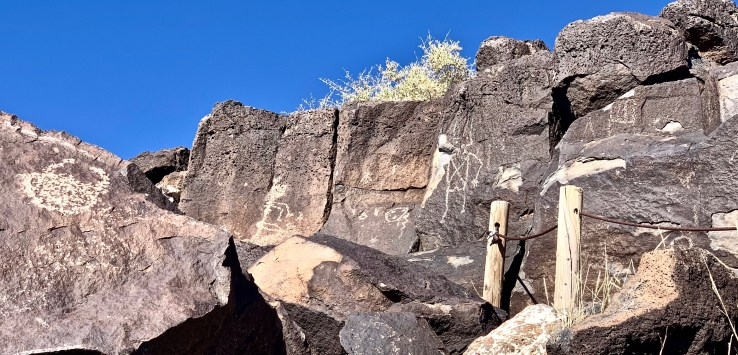 Petroglyph National Monument: What do the pictures mean?