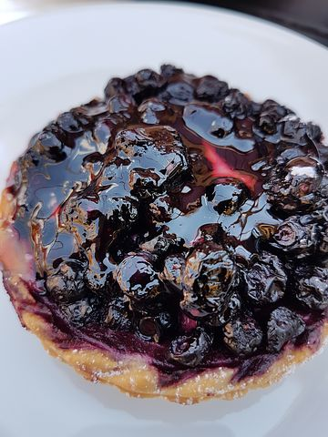 Blueberries: From North America to the World: Make fresh blueberry pie all year--blueberries freeze well for a year!