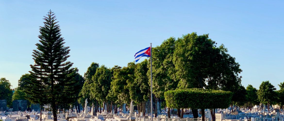 """The """"miracle grave"""" in Havana is in Colon Cemetery."""