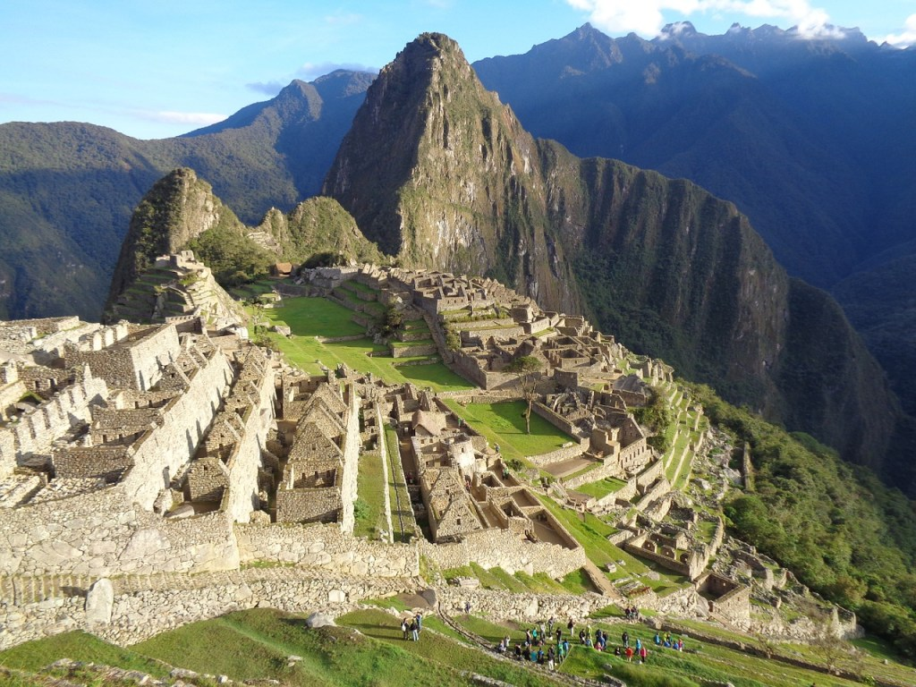 Machu Picchu is still one of my resolutions for future travel--it was cancelled in 2020.