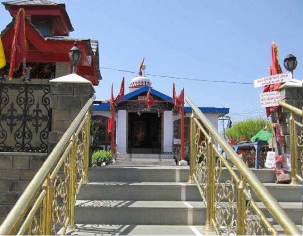 Image result for tara devi temple in shimla