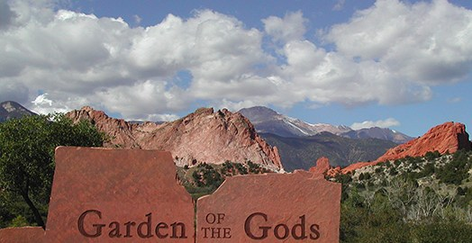 Colorado Springs' paradise