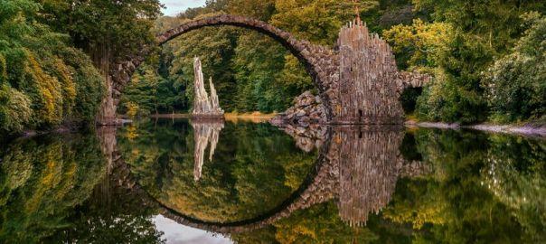 Rakotz bridge
