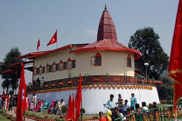 Image result for hanuman tok in gangtok