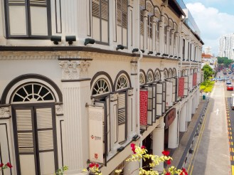 Stunning colonial buildings