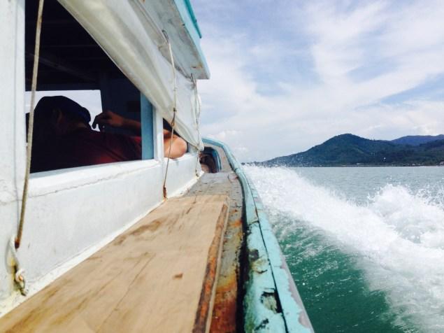 Heading to Koh Yao Yai