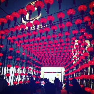 Bangkok does Chinese New Year in style