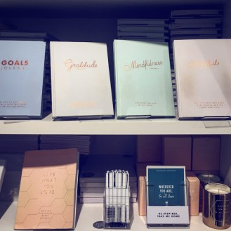 The lovely Kikki K, the go to for beautiful stationary.