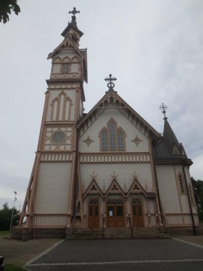 Church of Kajaani