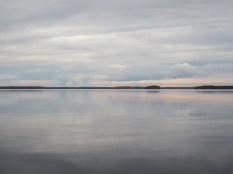Nuasjärvi as see from Lontaniemi