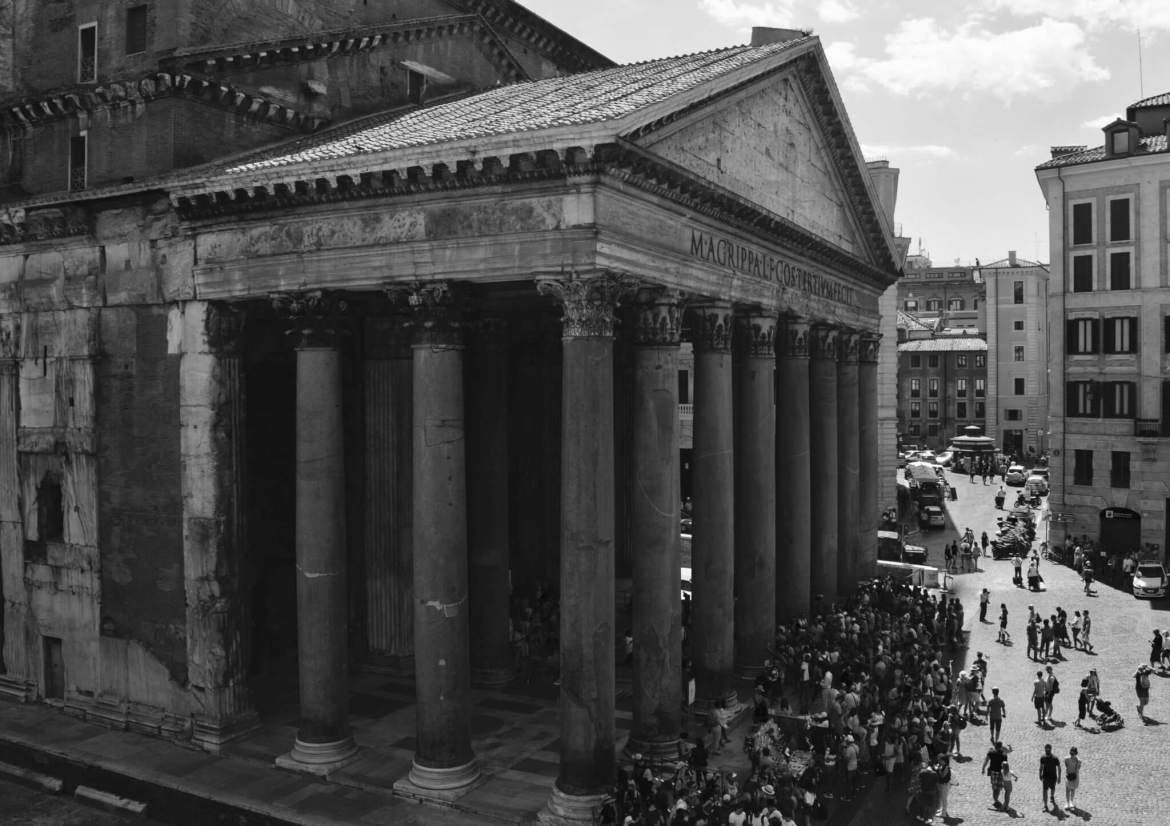 Pantheon Eternal City