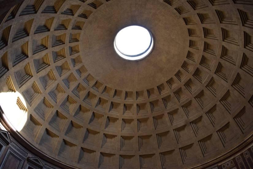 Pantheon Eternal City