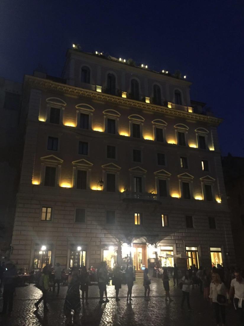 Hotel Eternal City