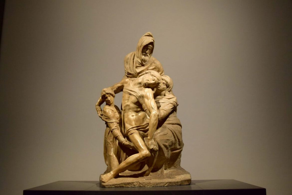 Pieta by Michelangelo Copyright Jenna Lee Travels of Jenna