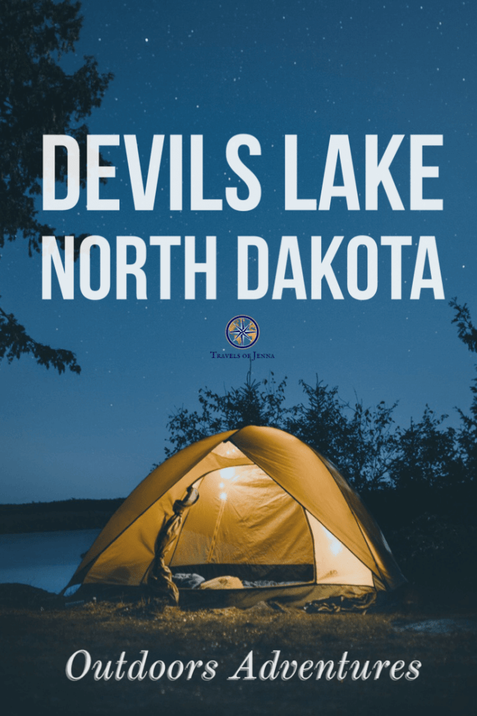 Camping in Devils Lake ND