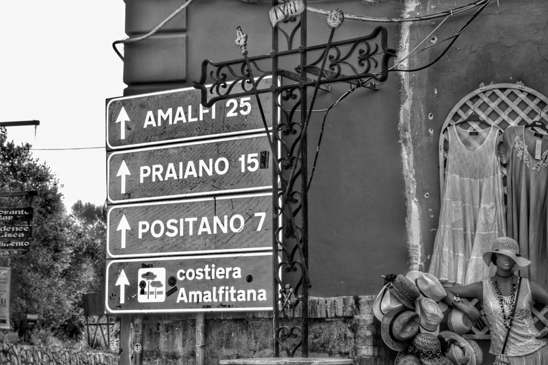Sorrento to Amalfi Road Trip