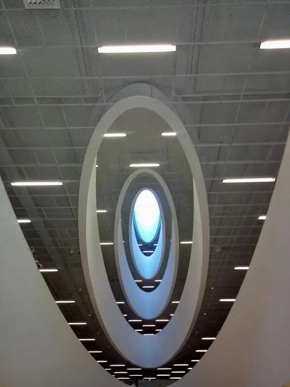 Scandinavian Design at Helsinki University Library