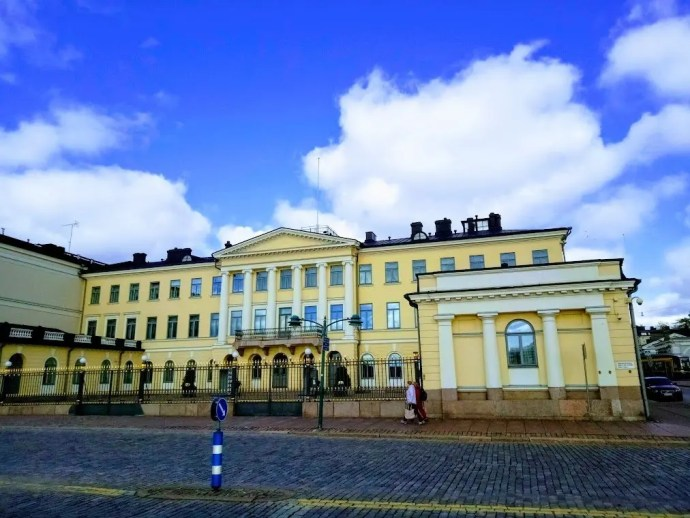Presidential Palace of Finland