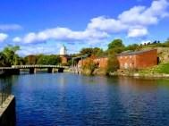 Bridge in Suomenlinna