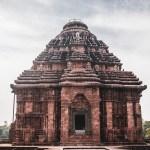 Konark Sun Temple in Orrisa