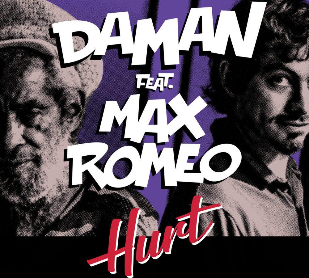 Daman, nouveau single en featuring avec Max Romeo